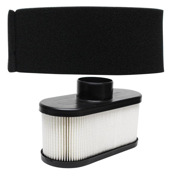 Replacement Kawasaki FR651V AS00 4 Stroke Engine Air Filter & Pre-Filter