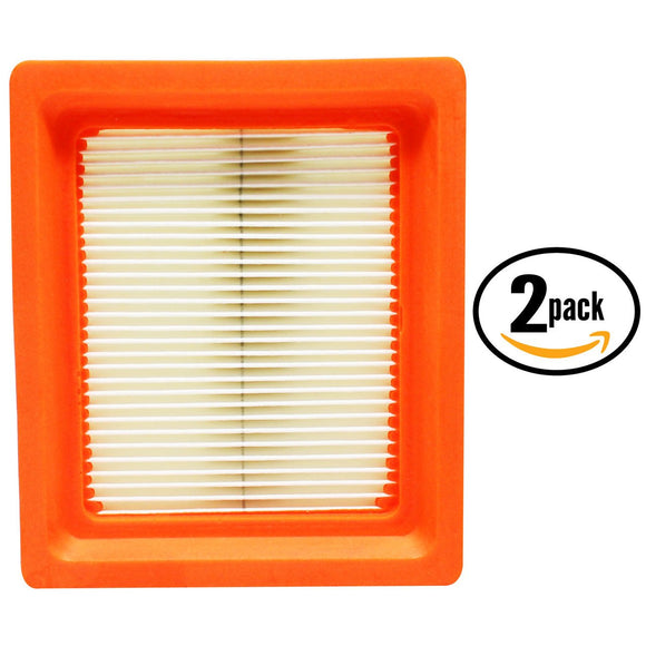 2-Pack Replacement Kohler XT675 Engine Air Filter