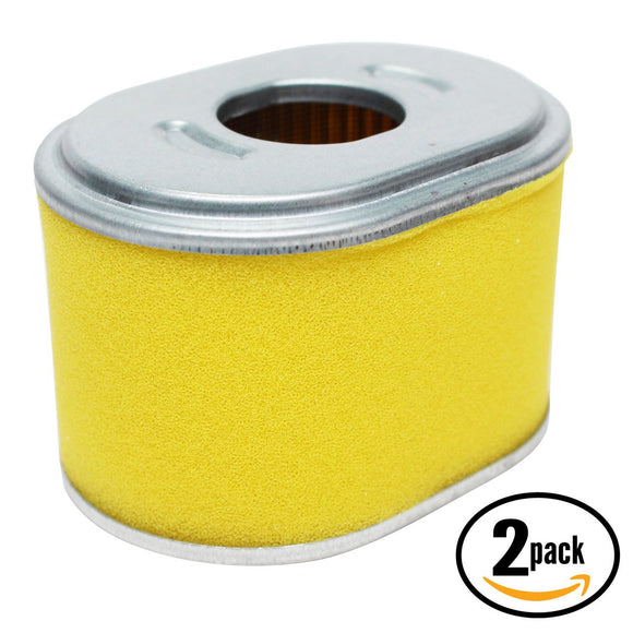 2-Pack Replacement Honda GX110 (Type QXC)(VIN# GX110-1000001-2454428) Small Engine Air Filter