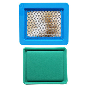Replacement Briggs & Stratton 129H00 Series (0005-0185) Engine Air Filter & Pre-Cleaner
