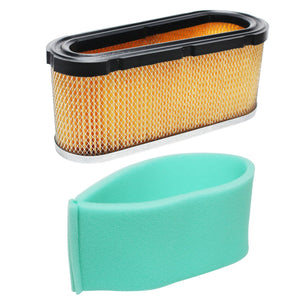 Replacement Toro S2-12B502 (1000001-1999999)(1991) Lawn Tractor Air Filter & Pre-Cleaner