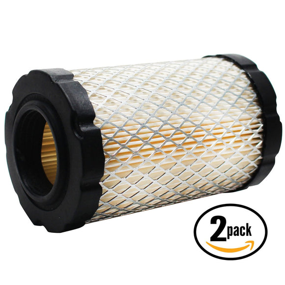 2-Pack Replacement Briggs & Stratton 31A507-0131-B1 Engine Air Filter Cartridge