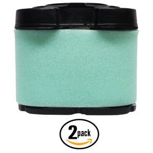 2-Pack Replacement Toro 74812 (270000001-270999999)(2007) Lawn Tractor Air Filter Cartridge