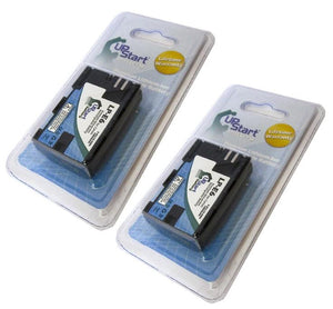 2x Pack - Canon LP-E6 Battery