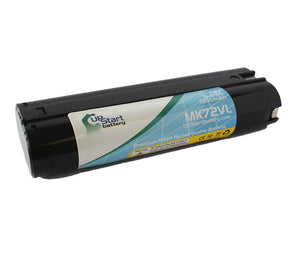 Makita 7.2V Battery (1300mAh, NICD)
