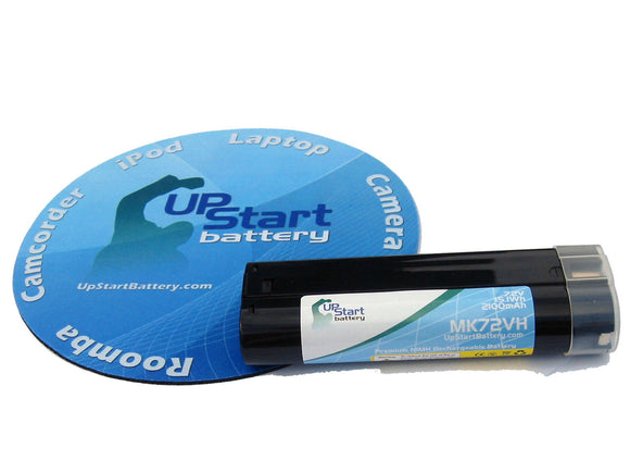Makita 7.2V Battery (2100mAh, NI-MH)