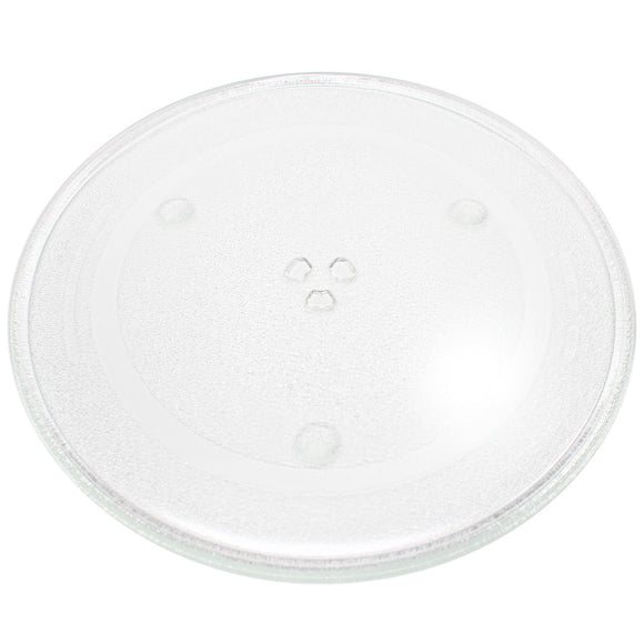 Microwave Glass Turntable Plate / Tray Replacement for Panasonic 14 7/8