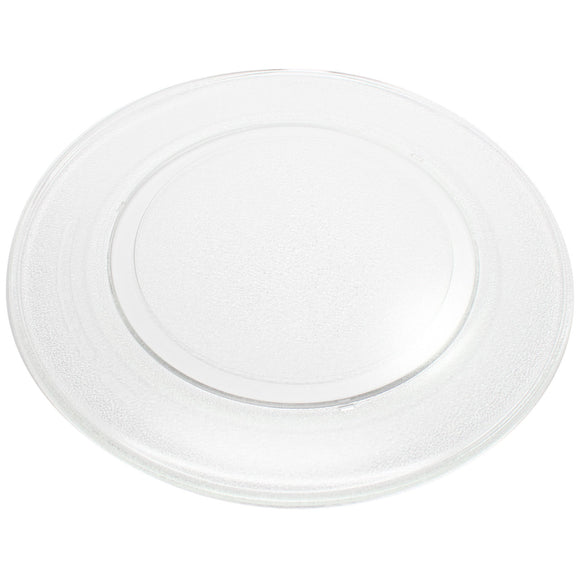 Microwave Glass Turntable Plate / Tray Replacement for Sears / Kenmore, GE, Bosch, KitchenAid, Whirlpool 14 1/8