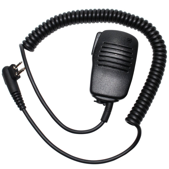 Motorola AXU4100 Two-Way Radio Shoulder Speaker Microphone Replacement