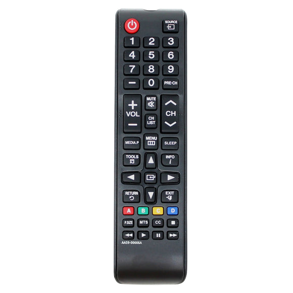 Replacement HDTV Remote for Samsung AA59-00666A TV Remote Control