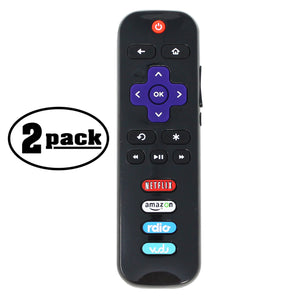 2 Replacement Smart TV Remotes for TCL RC280 TV Remote Control