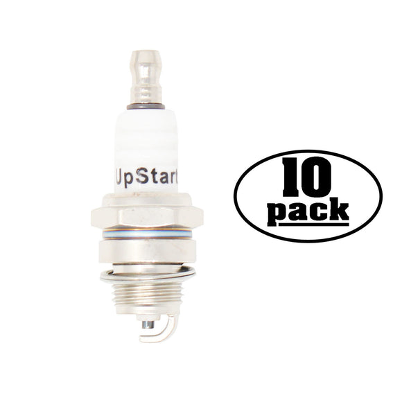 10-Pack Compatible Champion CH7Y Spark Plug Replacement