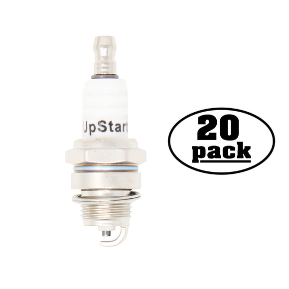 20-Pack Compatible Champion CH7Y Spark Plug Replacement