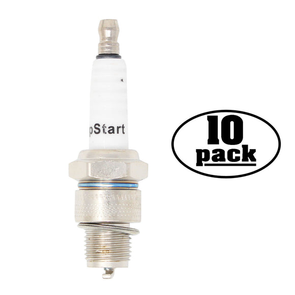 10-Pack Compatible Champion L90C Spark Plug Replacement