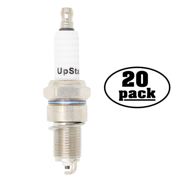 20-Pack Compatible Champion N9YC Spark Plug Replacement