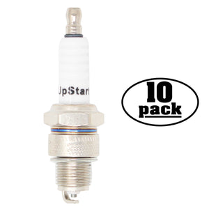 10-Pack Compatible Champion RL82C Spark Plug Replacement