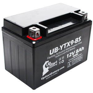 2010 Arctic Cat 150 150CC ATV Battery Replacement - 12V, 8Ah