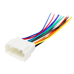 Compatible Wiring Harness for 1998-2005 Acura/Suzuki/Honda Vehicles