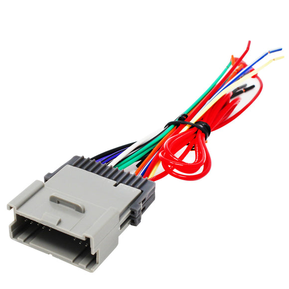 Compatible Radio Wiring Harness For GM 98-08 Harness