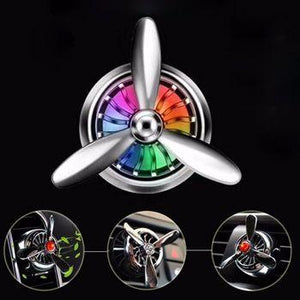 Upgrade - Air Force LED Car Air Freshener