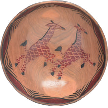 Load image into Gallery viewer, Large round Rosewood bowl