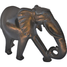 Load image into Gallery viewer, Large Soapstone Elephant carving-statue-Fairtrade-Kenya-40CM