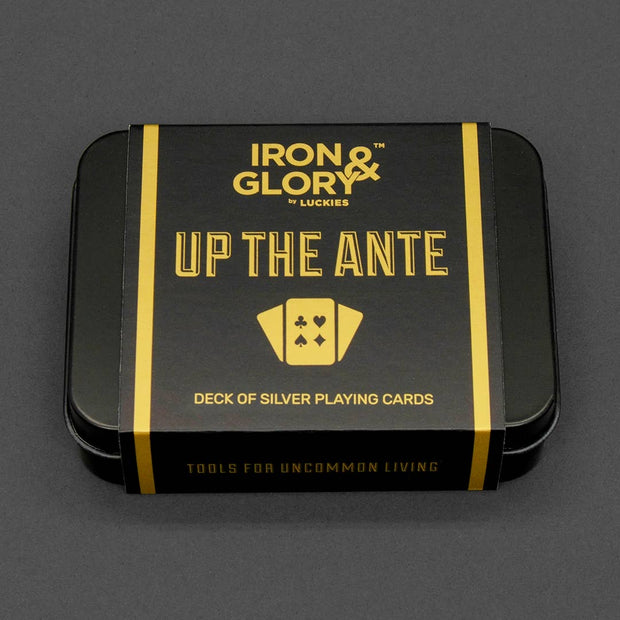 Up The Ante - Silver deck