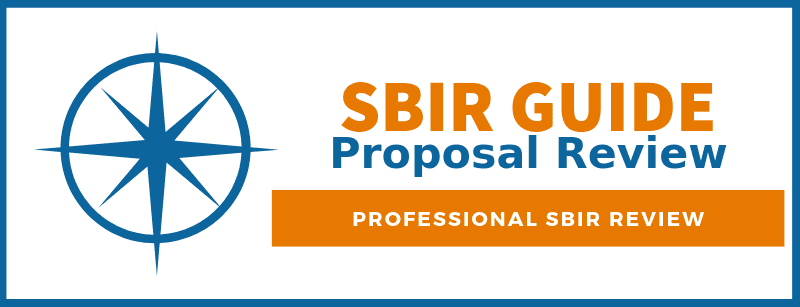 DoD SBIR Professional Proposal Review - SBIR Guide