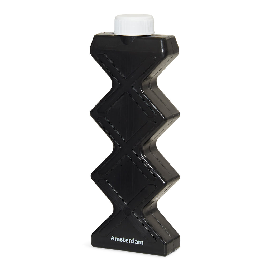 Mokums' Bottle Black/White