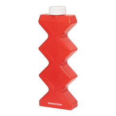 Mokums' Bottle Red/White