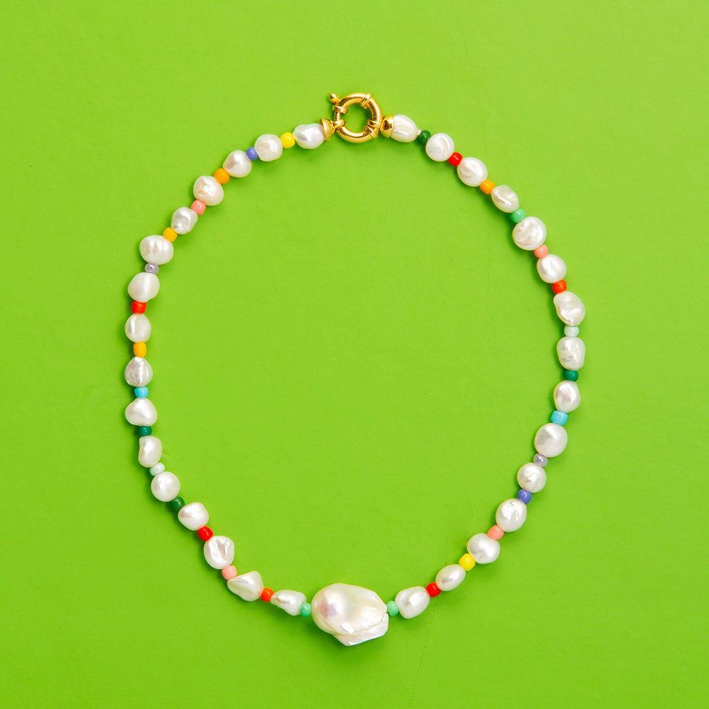 Pernille Pearl Necklace