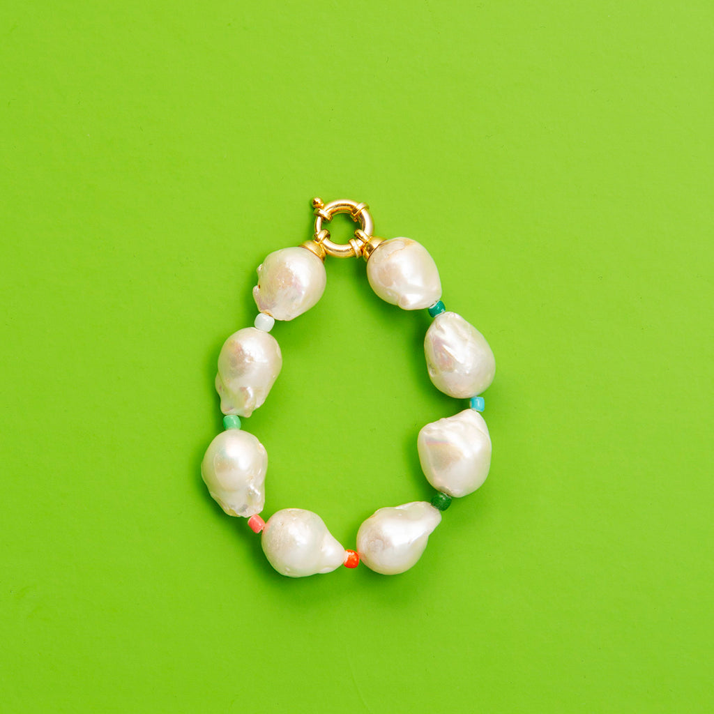 London Pearl Bracelet
