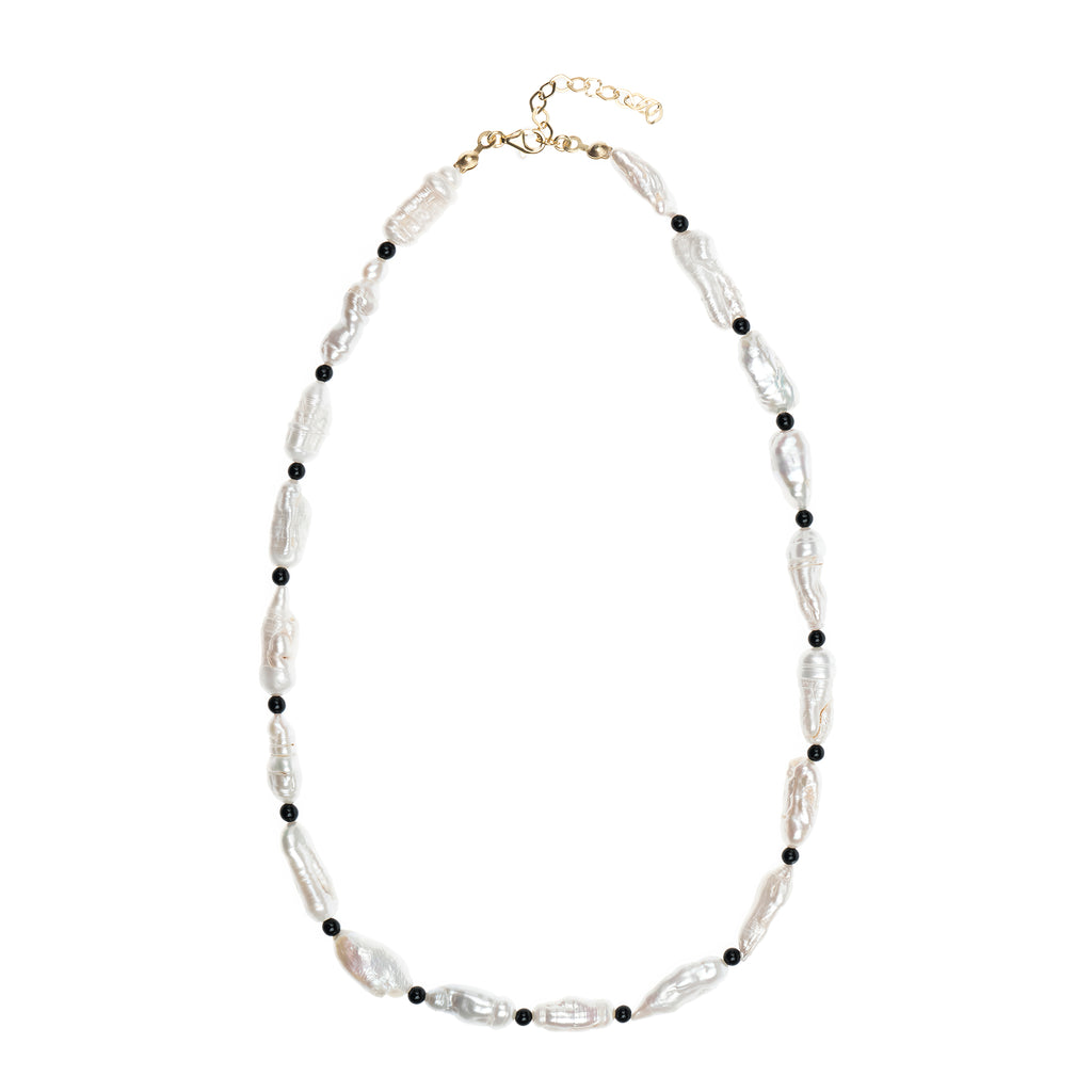 Thassos Pearl Necklace