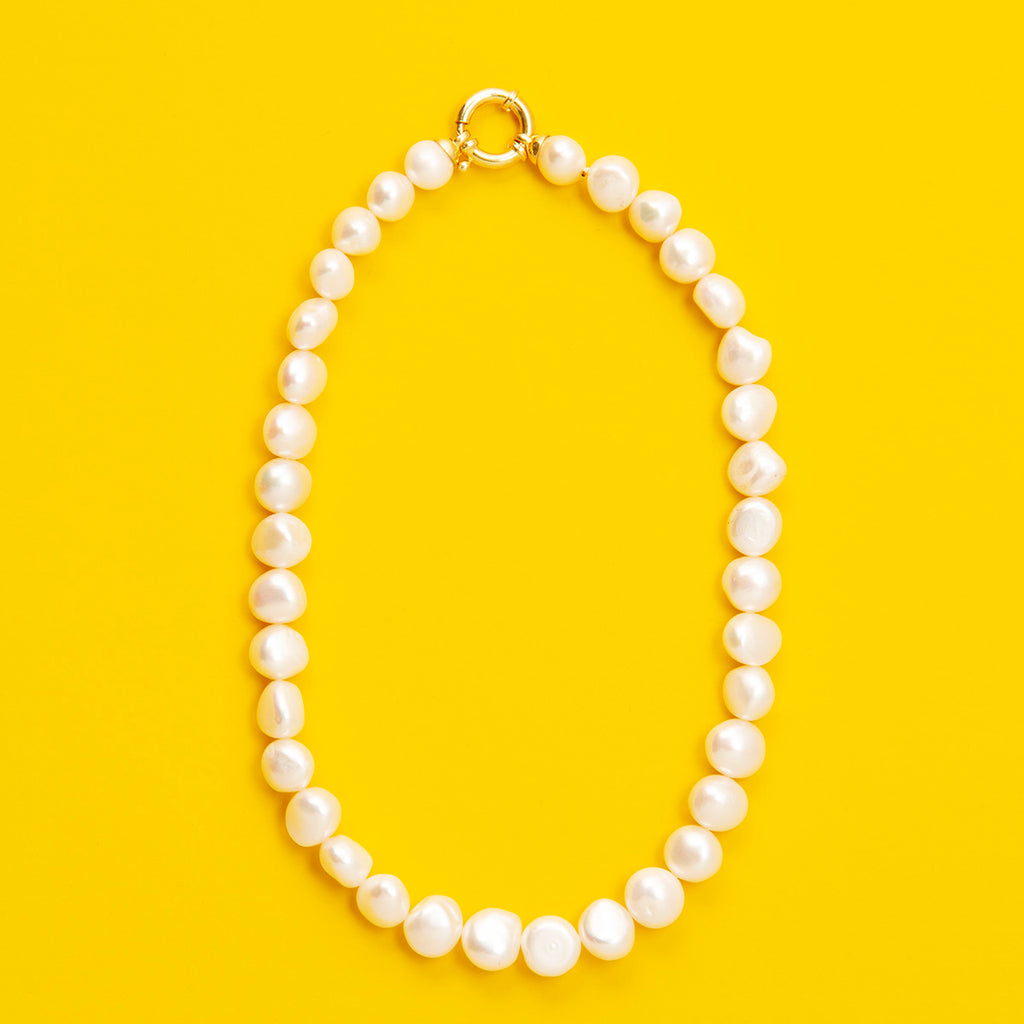 Kos Pearl Necklace