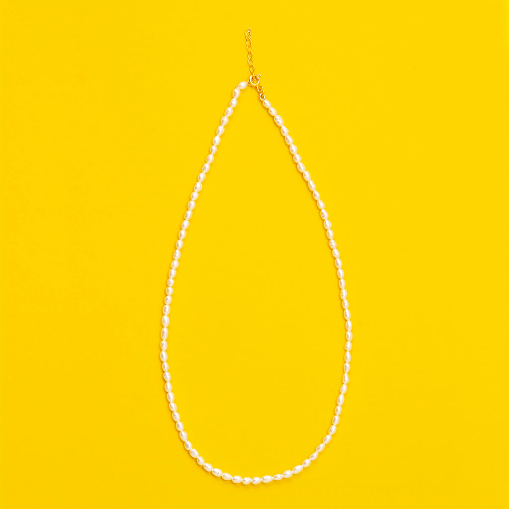 Beril Pearl Necklace