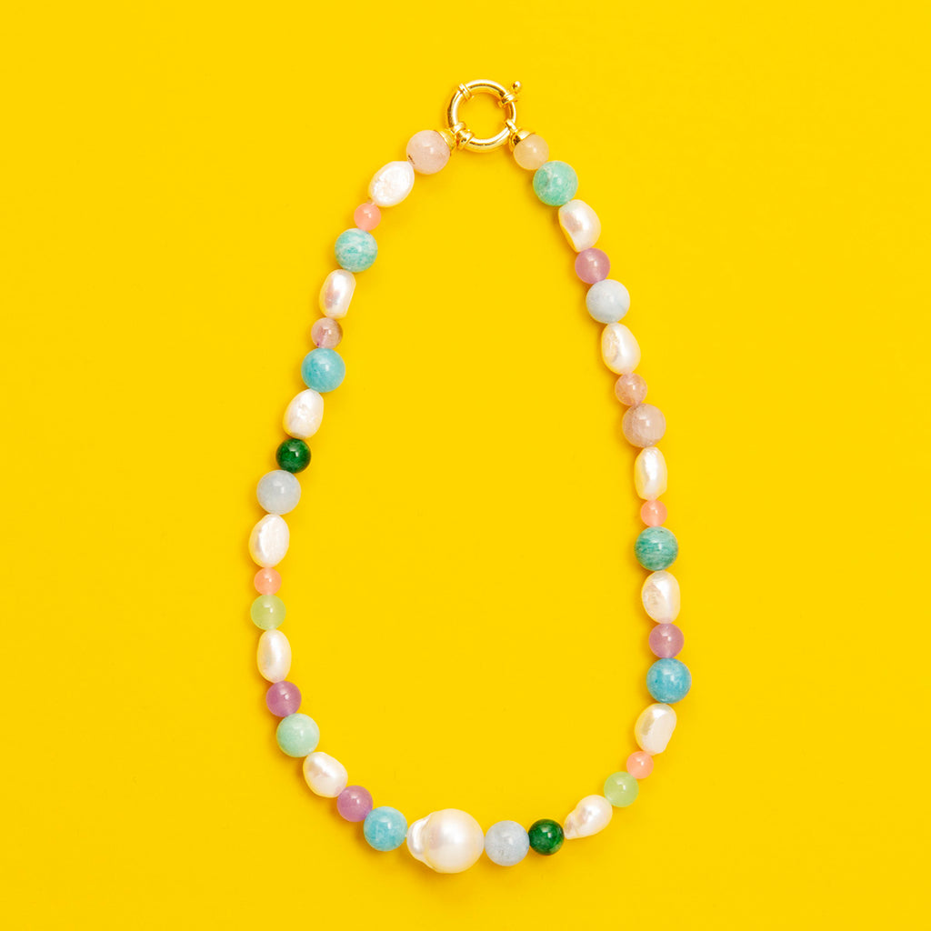 Peru Pearl Necklace
