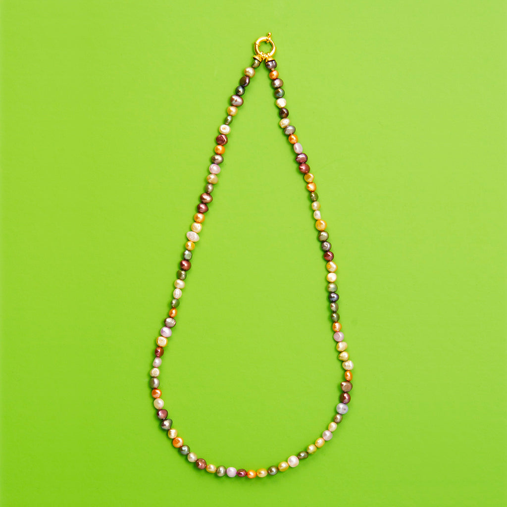 Nicole Pearl Necklace