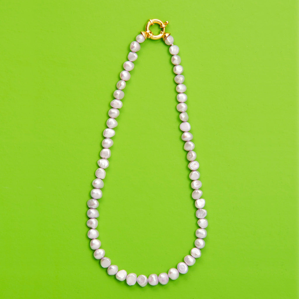 Paula Pearl Necklace