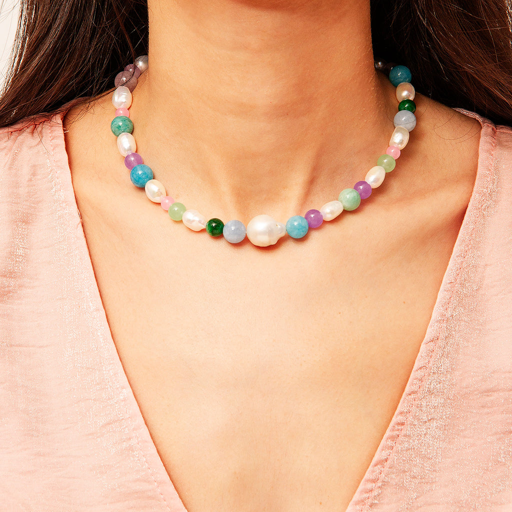 Chile Pearl Necklace