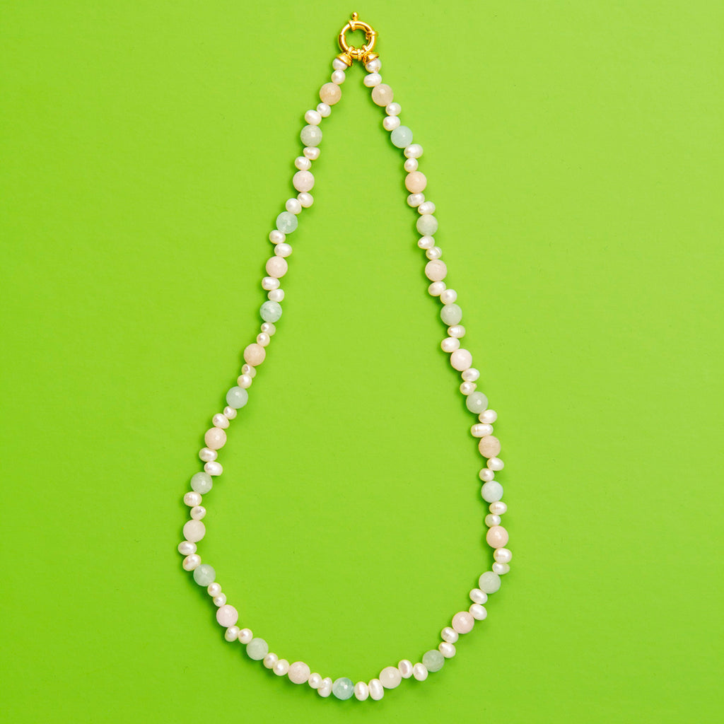 Naz Pearl Necklace