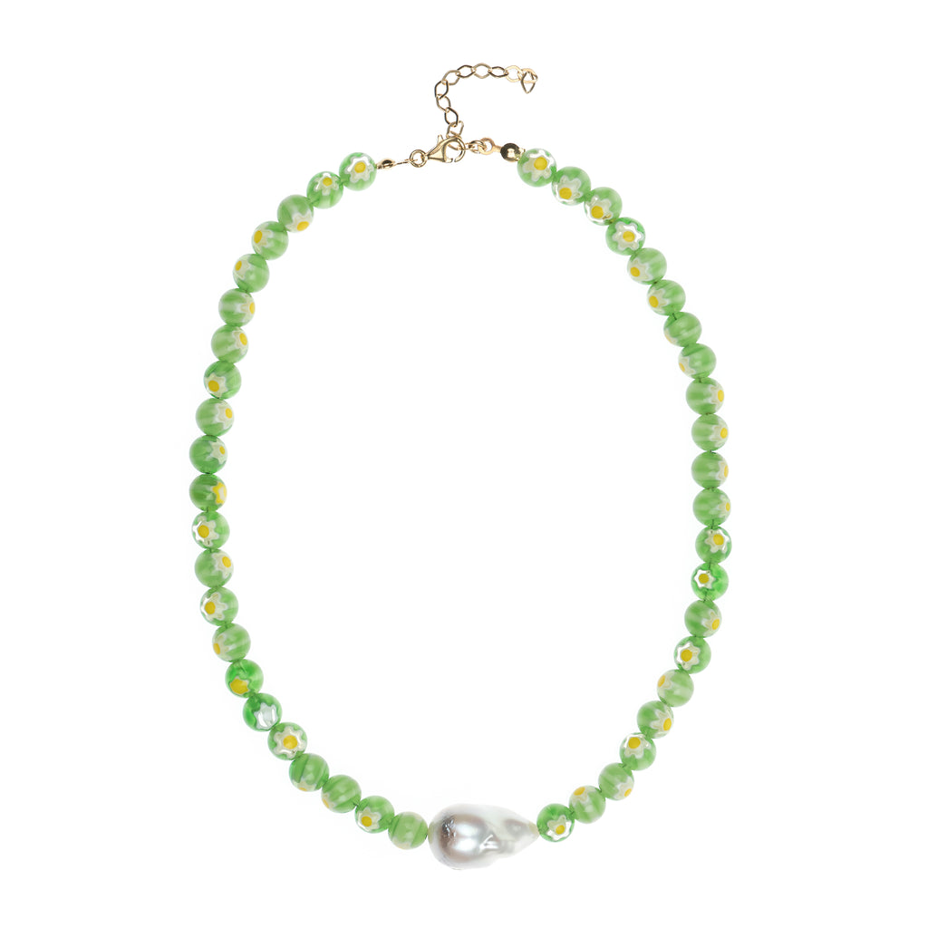 Daze Pearl Necklace