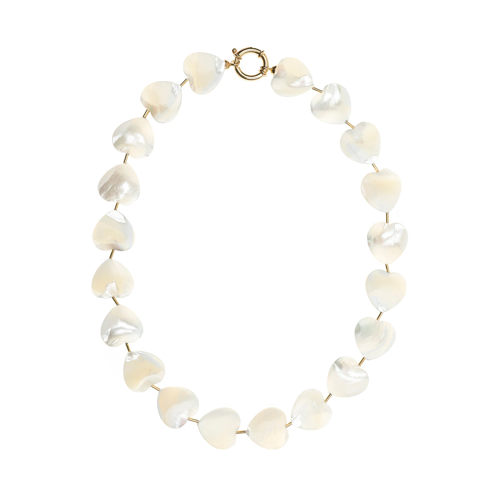Anine Mother of Pearl Necklace