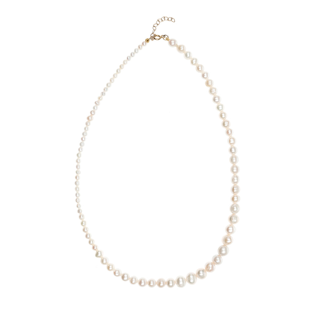 Juno Pearl Necklace