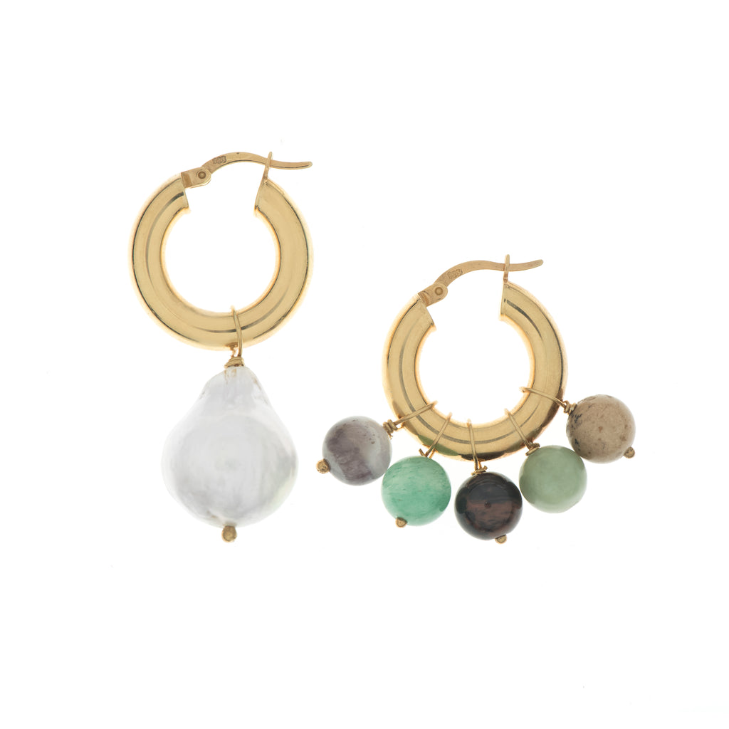Ivy Pearl Earrings