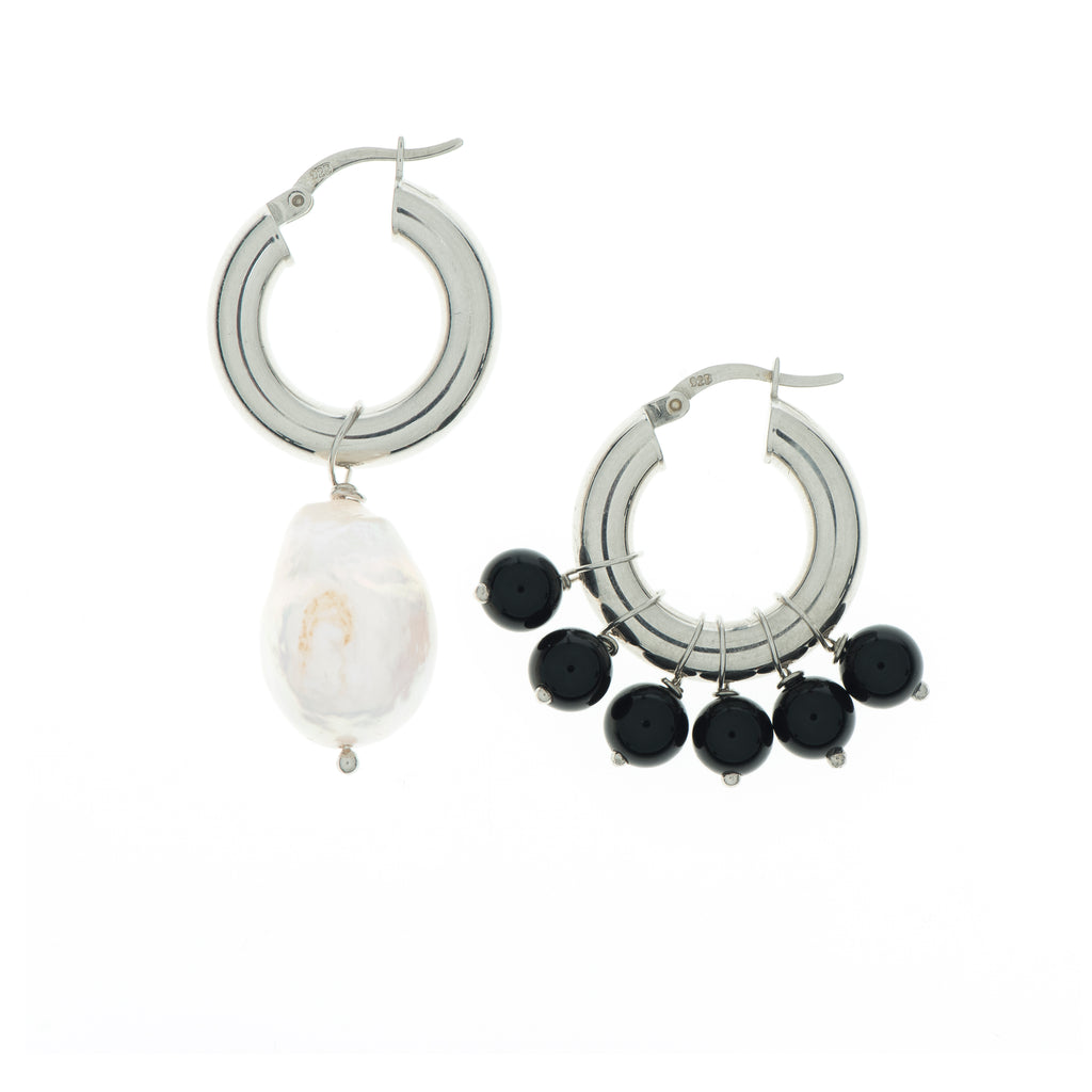 Hazel Pearl Earrings