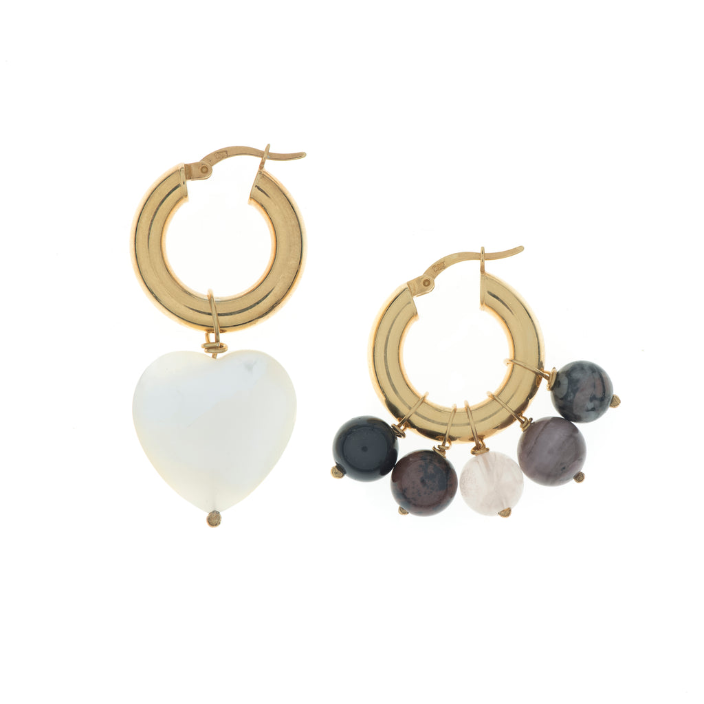 Chloe Mother of Pearls Earrings