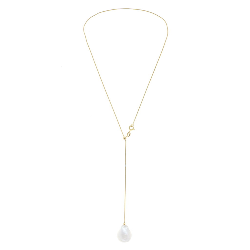 Rejina Pearl Necklace