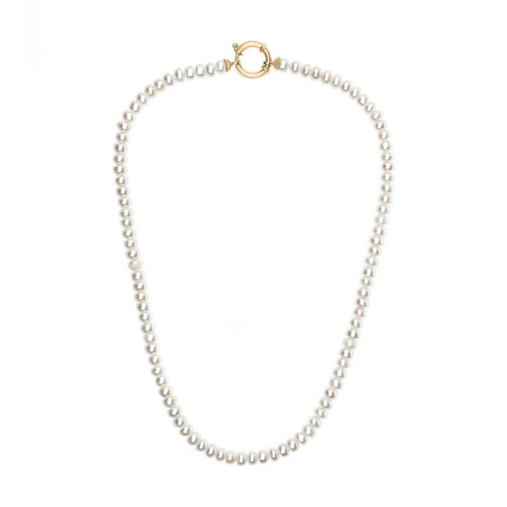 Polli Pearl Necklace