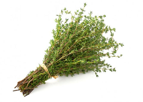 Thyme, Thyme smudge, Thyme healing, Thyme burning, Smudge Stick, Smudging herbs