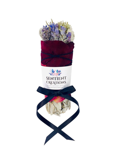 Botanical Sage Stick Bouquet - Sentient Creations
